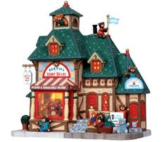 Make 2018 a year to remember with the latest Lemax holiday village collectables. Start a family Christmas tradition with Lemax Village Collection today! Christmas Village Lights, Christmas Villages, Holiday Lights, Christmas Traditions, Christmas Home, Christmas Holidays, Christmas Decorations, Christmas Photos, Christmas Crafts