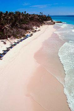 Crane Beach, Barbados: