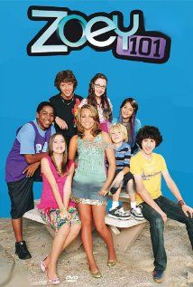 Zoey 101 - Teenager Zoey settles in at her new boarding school in Malibu and makes a wide range of new friends. The Pacific Coast Academy used to be a boys-only school, and since the girls have arrived so has the romance.