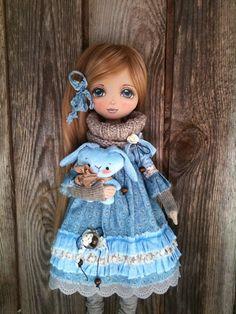 Куклы Юлии Ильиной
