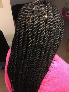 Medium marley twists . Protective styles by @dee.did.dat on instagram !