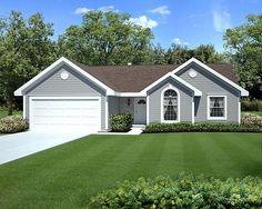 House Plan ID: chp-29880 - COOLhouseplans.com