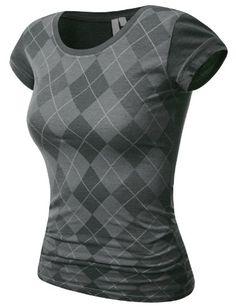 J.TOMSON Womens Sleeveless And Short Sleeve Argyle T-Shirt SMALL CHARCOAL J.TOMSON http://www.amazon.com/dp/B00EFD6I5E/ref=cm_sw_r_pi_dp_bJN3tb0D2WR36J2V