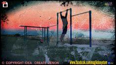 think sport court-  gym by magikdo.deviantart.com on @DeviantArt