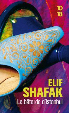Elif SHAFAK  Fille de diplomate, Elif Shafak est née à Strasbourg en 1971. Elle a passé son adolescence en Espagne avant de revenir en Turquie. Après des études en « Gender and Women's Studies » et un doctorat en sciences politiques, elle a un temps enseigné aux Etats-Unis. Elle vit aujourd'hui à Londres. Internationalement reconnue, elle est l'auteur de dix livres, dont La Bâtarde d'Istanbul, Bonbon Palace, Lait noir et Soufi mon amour.