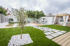 11 Ideias Criativas De Caminhos Para O Seu Jardim (De Josi Monteiro - homify)