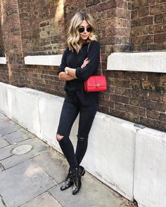 k mentions J'aime, 315 commentaires - Emma Hill Oufits Casual, Casual Wear, Casual Outfits, Comfy Casual, Susanna Boots, Look Street Style, Fall Outfits, Fashion Outfits, Looks Black