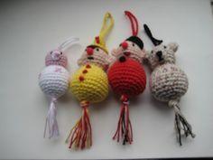 Crochet bumba