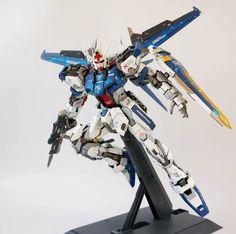 PG 1/60 Strike Gundam [Anarchy] - Customized Build