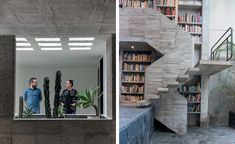 This is a dwelling for the caveman of the future; the ruins of a civilization, now extinct, which was more advanced than the one we're living in now,' explains Mexican artist Pedro Reyes. He's referring to the house he's built with his wife, fa...