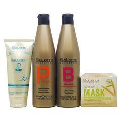 Salerm Combination Set Ii (Salerm Protein Shampoo 500 Ml ,Balsam Conditioner 500ml, Capillary Mask Wheat Germ200ml, 21 Leave in Silk Protein 200ml by Salerm Salerm http://www.amazon.com/dp/B00U0C6CMI/ref=cm_sw_r_pi_dp_FlTlwb1H0V405