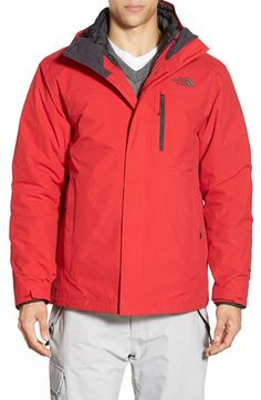 The North Face 'Carto' TriClimate® Waterproof 3-In-1 Jacket