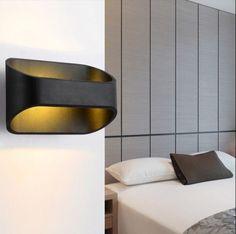 Aliexpress.com: Comprar 5 W Led luz cálida lámpara de pared para Living Room Bed Room pared del dormitorio moderno de iluminación de aluminio de lámparas retro fiable proveedores en Xin Ding Tai  Lighting Technology Co., Ltd.