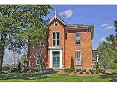 1864 Italianate, Attica, Indiana – $249,000.    - **** Brought to you by the Attica Heritage Days Festival, celebrating the people and history of Attica, Indiana, held annually on the third Saturday of September, in downtown Attica. - http://atticaheritage.wordpress.com