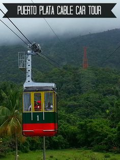 Puerto Plata Cable Car Tour - Dominican Republic