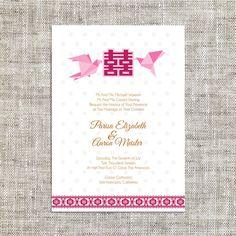 Diy printable editable korean wedding invitation card by imleaf diy printable editable chinese wedding invitation card by imleaf stopboris Gallery