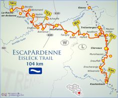 Escapardenne Eisleck Trail : Leading Quality Trail Weekender, Thru Hiking, Hiking Backpack, Go Outside, Trail Running, Backpacking, Travel Tips, Road Trip, Traveling