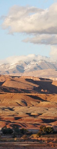 atlas mountains, morroco