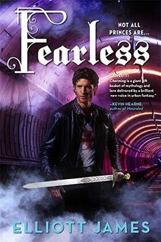 Fearless (Pax Arcana) by Elliott James