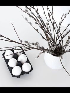 Easter eggs #deco
