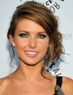 coiffure mariage cheveux court - Recherche Google