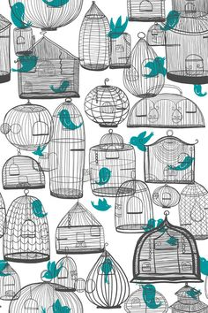 little birdcages for your soul