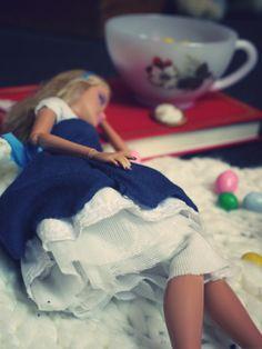 Alice in wonderland - Barbie