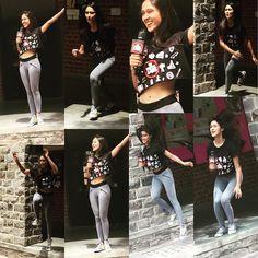 MTV presents Nescafe Labs!!!! Dance Challenge!!!! #itallstartshere  #Delhiagain #Mirandahouse #mtvindia by krissannb