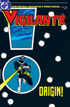 Vigilante #7 - Ross Andru and Mike DeCarlo