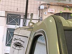 Instalación tolfo Fiamma F35 en Opel Vivaro