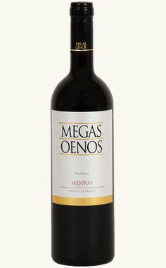 Domaine SKOURAS - Megas Oenos  Varieties:Aghiorghitiko 80%,Cabernet Sauvignon 20%  Very deep color - intense purple. Οn the nose it is dense, concentrated and complicated but elegant. Aromas of ripe fruit such as blackberries and black raspberries coupled with spicy characteristics, smoke and a touch of leather. The mouth it is silky but powerful framed by delicate tannins and gentle acidity offering flavours of ripe fruits, cloves, black pepper and just a touch of herbs.
