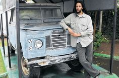 "TWO years after restoration work began on Bob Marley's iconic 1976 Land Rover series III, the vehicle may soon be coming in from the cold.  ""We're looking at the end of February 2014,"" said Stephen James, ATL Automotive's master technician."