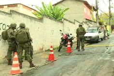 Forças Armadas e polícia fazem megaoperação em Niterói - https://forcamilitar.com.br/2017/08/16/forcas-armadas-e-policia-fazem-megaoperacao-em-niteroi/