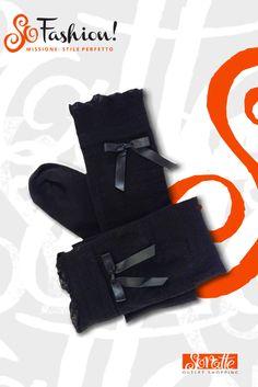 Parigine con fiocco TWIN SET, Prezzo retail €41 - Prezzo outlet €26.