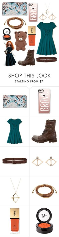 """Modern Merida"" by shaetabor ❤ liked on Polyvore featuring Sakroots, Casetify, Hollister Co., Merida, Brunello Cucinelli, Paige Denim, Aamaya by Priyanka, Sydney Evan, Yves Saint Laurent and Beauty Is Life"