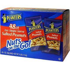 Planters Salted Peanuts - 48/1 oz. bags Healthy Snacks,http://www.amazon.com/dp/B000PG8KGU/ref=cm_sw_r_pi_dp_alxFtb1FYYNAP8KT