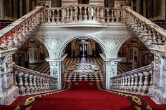Grand Staircase At Belfast City Hall Print by Barry O Carroll Belfast City, Grand Staircase, Dublin Ireland, School Projects, Photography, Travel, Fotografie, Photograph, Viajes
