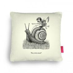 Full Speed Ahead Cushion