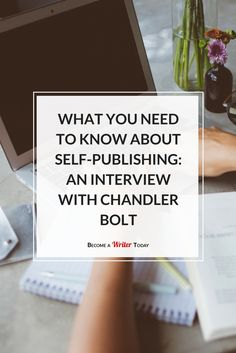 Find out how to self-publish your book in 2017 in this interview with Self Publishing School's Chandler Bolt
