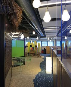 Google Offices Around The World [Photos] - Part II
