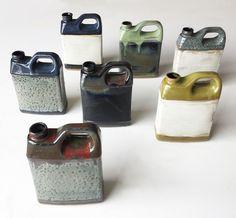 ceramic jugs for oil Oil Storage, Unique Home Decor, Ceramic Jugs, Bronze, Ceramics, Gifts, Stuff To Buy, Products, Ceramica