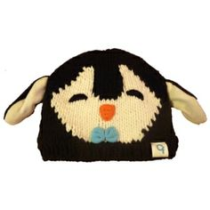 Who would have thought you could get knitting inspiration for this sheep hat at Sears?