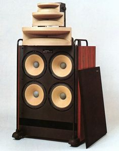 1977 Technics SB-9500N | #Speakers #Audio