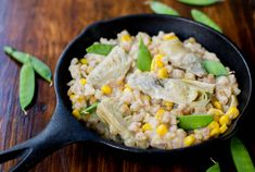 Guiso de mote | En Mi Cocina Hoy Chilean Recipes, Chilean Food, Barley Risotto, Pearl Barley, European Cuisine, Spanish Cuisine, Recipe Images, Fried Rice, Dishes