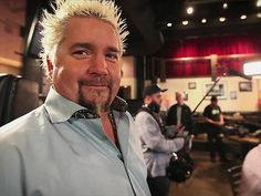 Behind the Scenes with Guy Fieri - Field Production