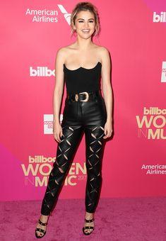Selena Gomez at Billboard Women In Music 2017, November 30th