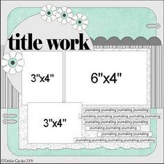 My Scrapbook Layouts-  scrapbook layout-allyscrapblogspot.blogspot.com