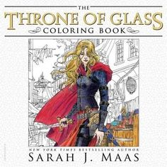 For the first time, fans of Sarah J. Maas's sweeping New York Times bestselling Throne of Glass saga can experience the vivid imagery of her expansive world. Celaena battling the ridderak in the catac