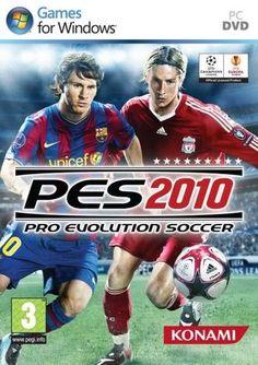 Pes 2010 Tek Link İndir (Full/PC)