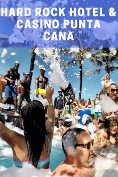 Hard Rock Hotel & Ca Hard Rock Hotel & Casino Punta Cana Dominican Republic Travel Goals, Travel Tips, Usa Travel, Travel Advice, Travel Guides, Central America, South America, Latin America, Caribbean Vacations